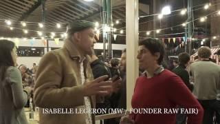 Isabelle Legeron Raw Fair Berlin Natural Wine