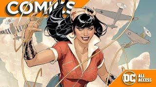BOMBSHELLS UNITED: Wonder Woman Battles Clayface
