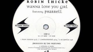 The Neptunes - Wanna Love You Girl (Instrumental)