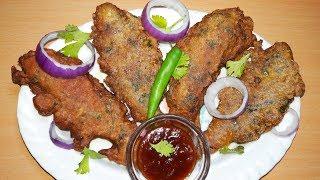 বিকেলের টিফিনে নতুন কিছু ট্রাই করতে তৈরি করুন বাটা ফিশ ফ্রাই | Bata fish fry