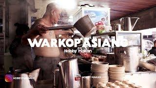 RAME SEKALI !! JUALAN KOPI GA PAKE BAJU DARI JAM 3 SUBUH | PONTIANAK STREET FOOD #283