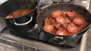 Persian Aubergine and Lamb dish.wmv