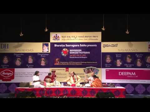 2015 - Concert by Dr. Kadri Gopalnath - Part Two