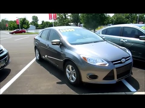 2013 Ford Focus SE Sedan 2.0 Start Up and Full Tour