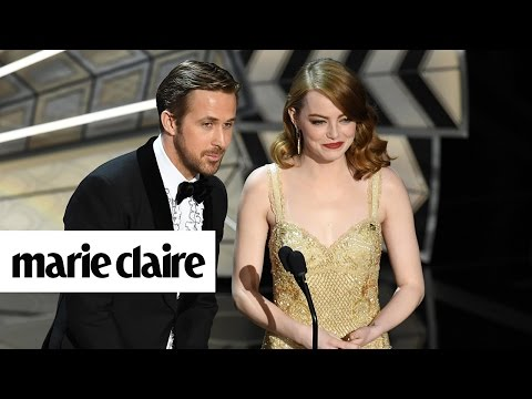Download Emma Stone & Ryan Gosling Had Amazing Reactions to Mix-up at Oscars and More News | Marie Claire