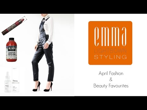 || April Fashion & Beauty Favourites || Emma Lightbown ||