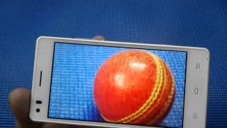 Intex Aqua Speed HD Camera Review
