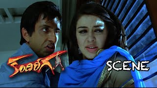 Sonu Sood Warns Hansika And Forced To Marry Her || Kandireega Movie Scenes