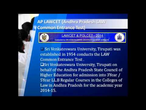 Top 5 Law Entrance Exam in India After 12th & Graduation Video Tutorial