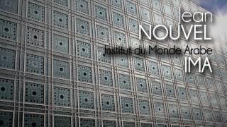 Jean NOUVEL - IMA Institut du Monde Arabe