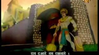 YouTube        - Hanuman Chalisa Oza Sanskar TV.mp4