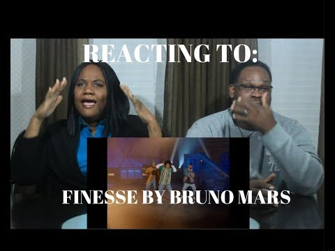 Download REACTING TO Bruno Mars - Finesse (Remix) [Feat. Cardi B] (Official Video) On VIMUVI.ME