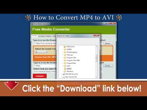 Xxx Mp4 Learn How To Convert MP4 To AVI Free Download Software 3gp Sex
