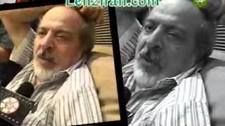 Two interviews with the late movie actor Iraj Ghaderi in 1385 & 1390