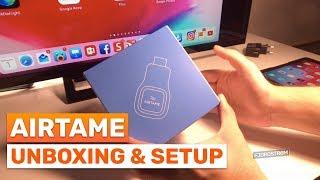 Airtame unboxing & setup (Airtame Reviews - Episode 1)