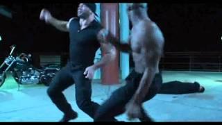 Batista fight scene  Marrese Crump