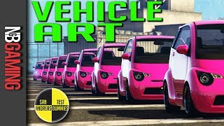 GTA 5  - Vehicle Art - San Andreas Test Dummies Ep. 87 - GTA5 Mods and Funny Moments