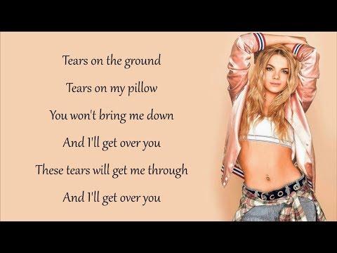 Tears - Clean Bandit ft. Louisa Johnson (Lyrics)