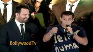 Salman Khan Shares Memories His Bodyguard Shera