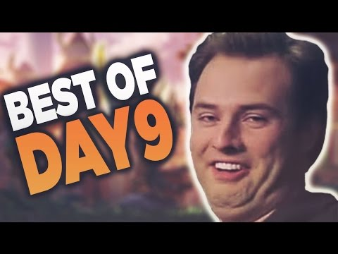 Best of Day9 - Hearthstone Funny Stream Highlights