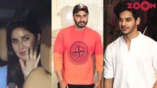 Bharat cast and crew at film