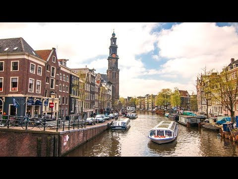 How Expensive is AMSTERDAM Netherlands Walking Tour Food & More