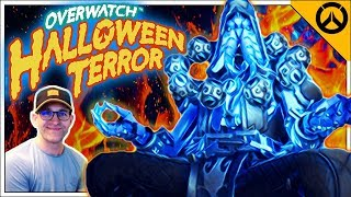 Countdown to Overwatch Halloween Terror Event 2017 HYPE! - 50 LOOT BOXES & Gameplay