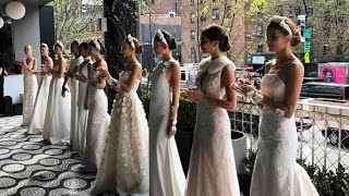 Lela Rose Bridal Spring 2018 Collection | New York Bridal Week 2017