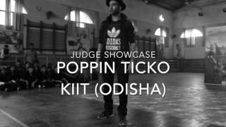 POPPIN TICKO || Popping Judge Showcase || Zomboy - Party || THI
