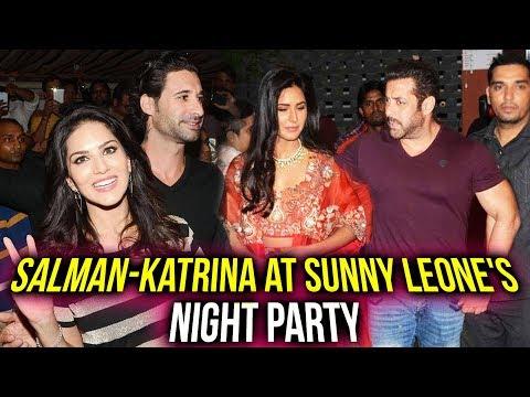 Xxx Mp4 Salman Khan And Katrina Kaif To ATTEND Sunny Leone S GRAND Party 3gp Sex