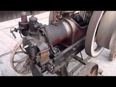 Benz stabilní motor stabilák standmotor stationary engine
