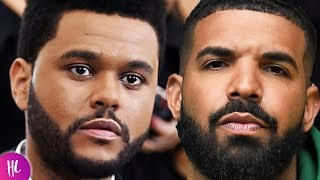 The Weeknd Disses Drake For Hiding His Son Adonis   Hollywoodlife