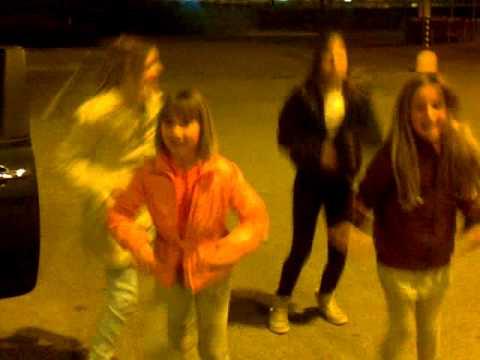 Creasy dance