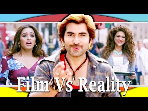 Badshah The Don in Real Life Part-2 ||  Film Vs Reality||Jeet || Nusrat Faria|#Bangla Comedy