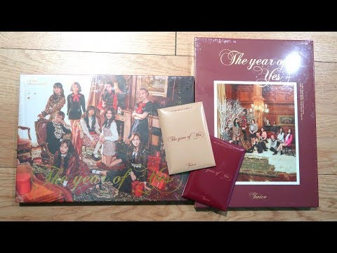 Xxx Mp4 트와이스 TWICE 3rd Special Album Quot The Year Of Yes Quot Unboxing 3gp Sex