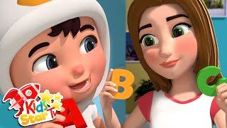 ABC Song - ABC Songs For Children - Kids Star Channel