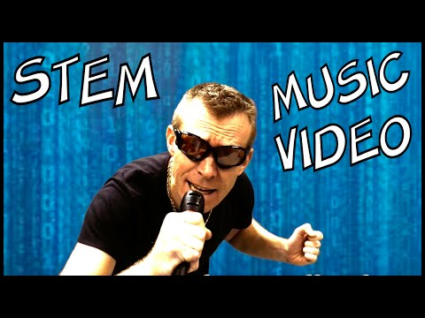 What is STEM Science Technology Engineering Maths song music video