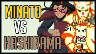 Minato vs Hashirama