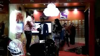 Film Family aur Fun | Sony Max 2 | Dance performance | Delhi audition | Tan tana tan | Judwa |