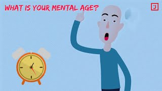✔ What is Your Mental Age?