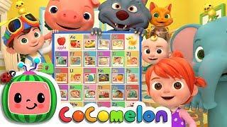 ABC Phonics Song | ABCkidTV Nursery Rhymes & Kids Songs