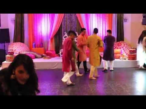 Boys vs Girl Dance Battle FarsWedding
