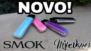 Smok Novo Pod System - Is It Better Than Infinix? - Mike Vapes