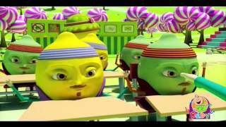 الليمونة ( بدون إيقاع) - طيور بيبي