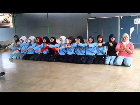 Saman SMPN 9 Tangerang [Ratoeh Jaroe]