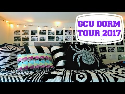 GCU Dorm Tour 2017 | Spontaneous Sierra