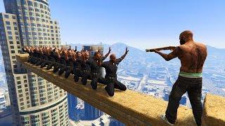 GTA 5 Brutal Kill Compilation (GTA V This is Los santos Funny Moments Fail Thug life)
