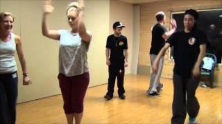 Beginner Popping Class - Cipher Dance Academy