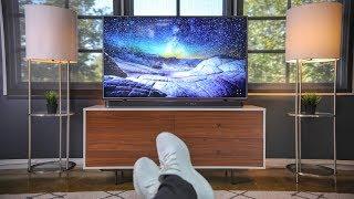 My Ultimate 4K TV Setup + Room Tour!