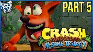 Český GamePlay | Crash Bandicoot N. Sane Trilogy #5 - Konec